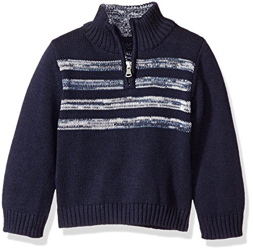 Nautica Quarter Harbor Striped Sweater