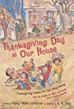 Nancy White Carlstrom's short, snappy verses and R. W. Alley's cheerful illustrations come together in a lively Thanksgiving book that is sure to be a welcome part of your own family's festivities.A house full of relatives can mean only one t...