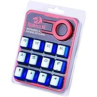 Redragon Keycaps Teclas A103B para Teclado Mecánico Tipo Cherry MX - Color Azul