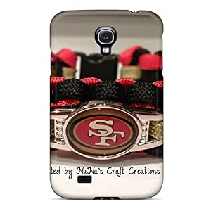 Hot San Francisco 49ers First Grade Tpu Phone Case For Galaxy S4 Case Cover