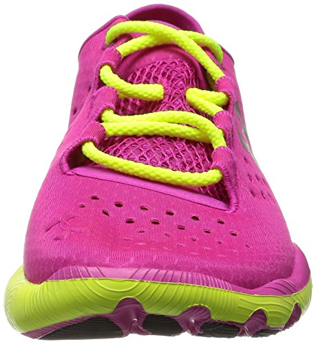 Under Armour SpeedForm Apollo de la mujer Rosa