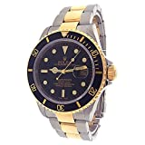 #5: Rolex Submariner automatic-self-wind mens Watch 16613 (Certified Pre-owned)