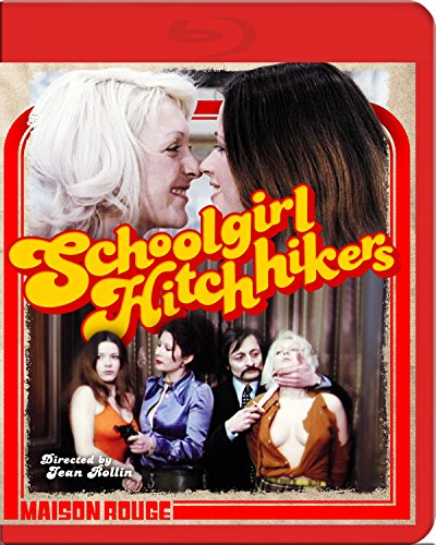 Schoolgirl Hitchhikers [Blu-ray]
