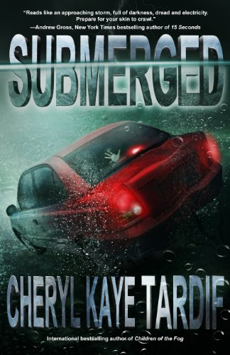 Two strangers submerged in guilt, brought together by fate… Submerged  by international bestselling author Cheryl Kaye Tardif