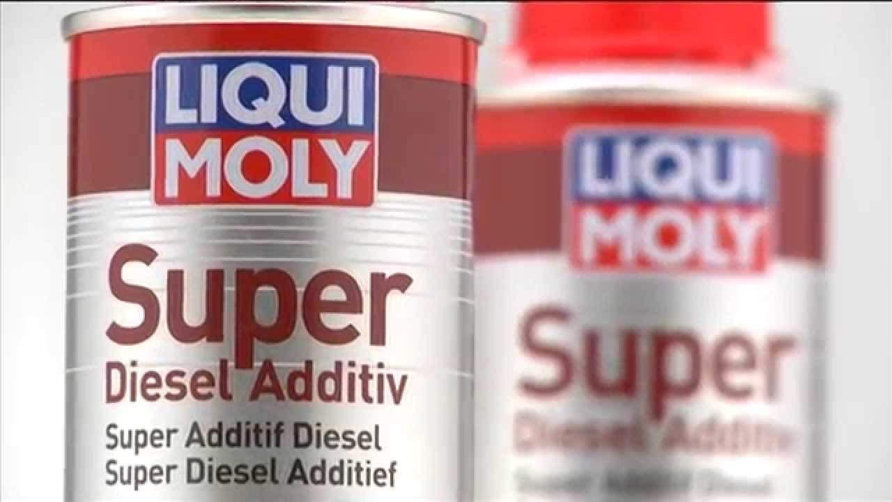 2x LIQUI MOLY 5120 Super Diesel Additiv Kraftstoff Zusatz 250ml