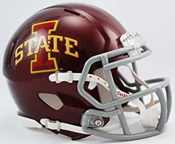 NCAA Iowa State Cyclones Speed Mini Helmet
