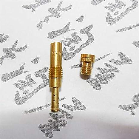 Fidgetfidget Carburetor Diaphragm Assy With Repair Kit Seal For