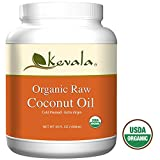 Kevala Organic Extra Virgin Coconut Oil 56 OZ