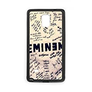Customized Durable Case for Samsung Galaxy Note 4, Eminem Phone Case - HL-2013843