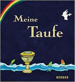 Meine Taufe Erinnerungsalbum Amazonde Bernadette Nagel