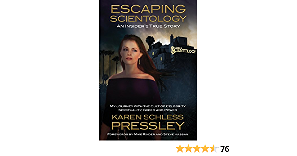 Escaping Scientology: An Insiders True Story: My Journey ...