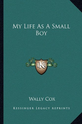Download My Life As A Small Boy PDF