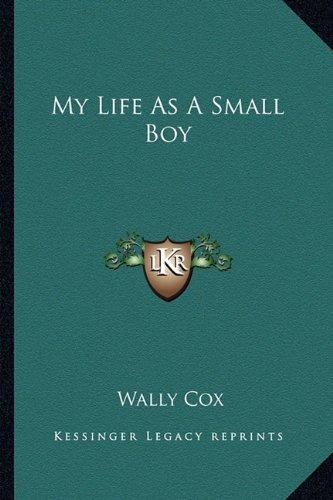 My Life As A Small Boy pdf epub