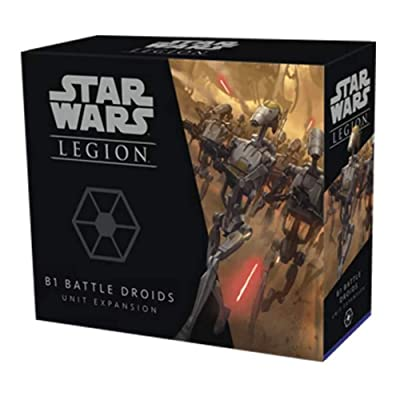 Fantasy Flight Games Star Wars Legion: B1 Battle Droids Unit Expansion, SWL49: Toys & Games [5Bkhe0801872]