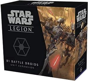 Fantasy Flight Games Star Wars Legion: B1 Battle Droids Unit Expansion, SWL49