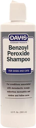 Davis-Benzoyl-Peroxide-Medicated-Dog-&-Cat-Shampoo