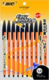 On this OR10BLK10P 10 BIC Big Orange Medium EG1.0 black 1.0mm (japan import)