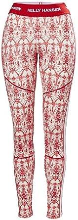 Helly-Hansen W Hh LIFA Merino Wool Graphic Baselayer Pant