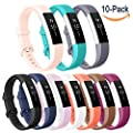 For Fitbit Alta HR Band, Vancle Fitbit Alta HR Bands/Fitbit Alta Bands Replacement Wristbands for Fitbit Alta HR 2017 and Fitbit Alta 2016