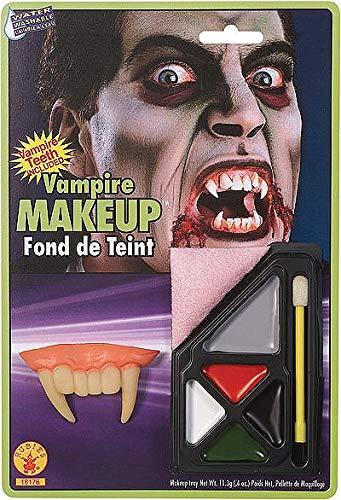 Halloween Face Paint Vampire For Men (Rubie's Costume Co Vampire Makeup)