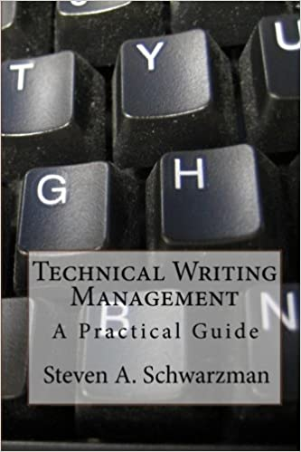 Technical Writing Management A Practical Guide Steven A Amazon com