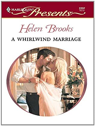 book cover of A Whirlwind Marriage