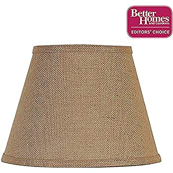 Accent Lamp Shade Uno Fitter, Burlap Does Not Require a ...
