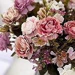 Peony-Decoration-Vintage-Silk-Artificial-Flowers-Small-Rose-Wedding-Festival-Supplies-Home-BouquetPurple