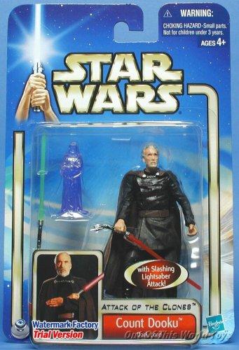Star War Attack of the Clones - Count Dooku