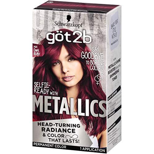 Got2b Metallic Permanent Hair