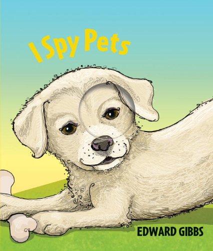 I Spy Pets (I Spy Books)