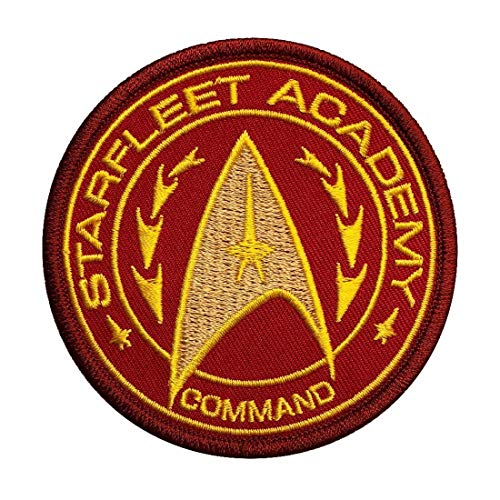 Starfleet Academy Uniform Costumes - Star Trek Stellar Hike Starfleet Embroidery