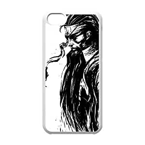 Metal Gear iPhone 5c Cell Phone Case White Gift xxy_9933722