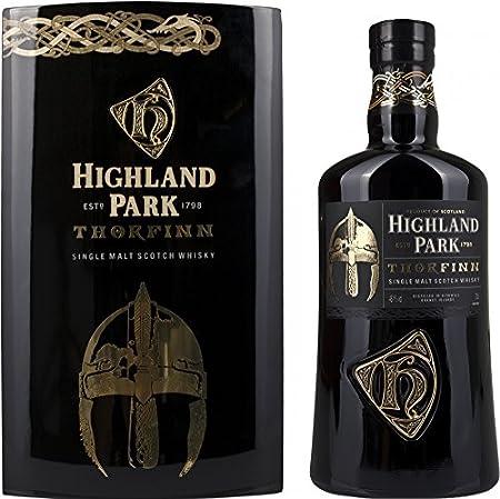 Highland Park Thorfinn Warriors Edition in Holzkiste Whisky (1 x 0.7 l)