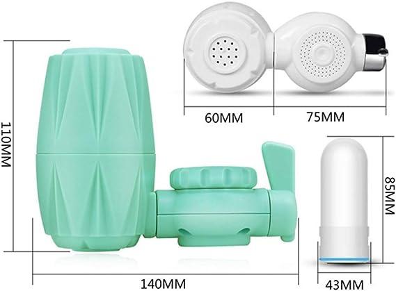 IGRNG Cambio del Filtro de Pur Agua del Grifo purificador, 7 ...