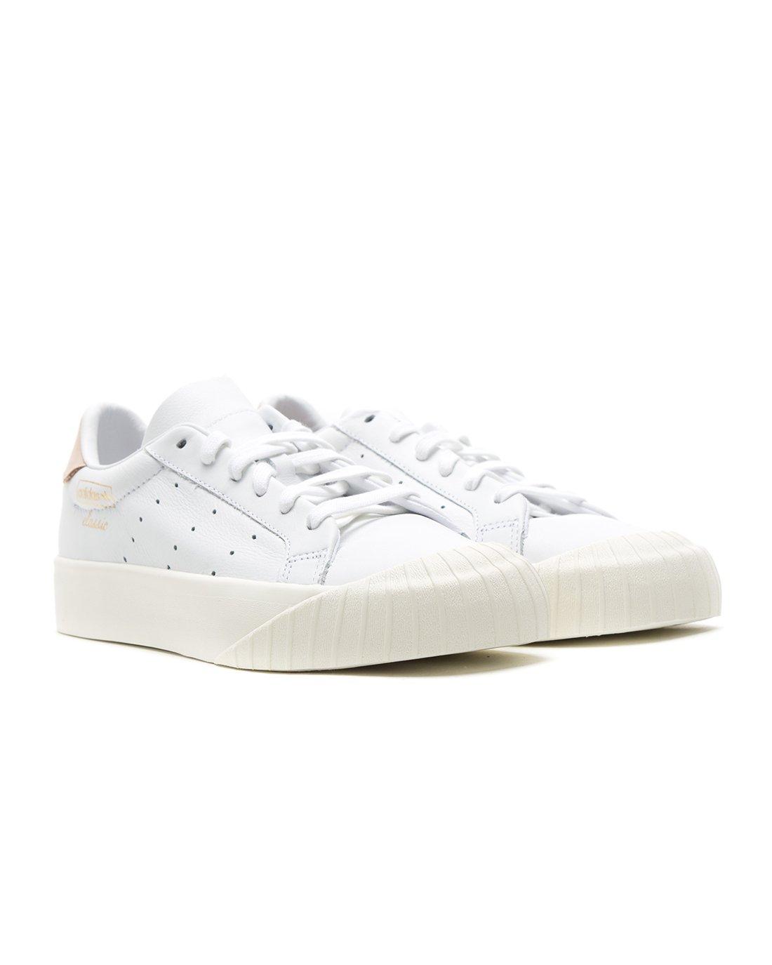 Adidas para Everyn Deporte W, 3957 Zapatillas de Deporte Everyn (Ftwbla para Mujer 0a4257