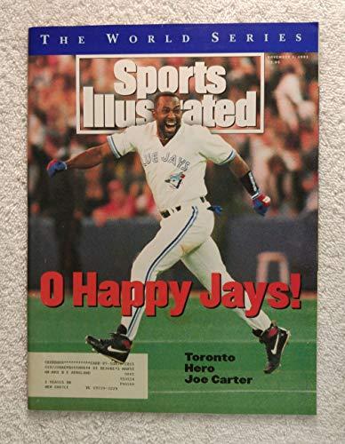 b94a5cbdcec Joe Carter Toronto Blue Jays Memorabilia