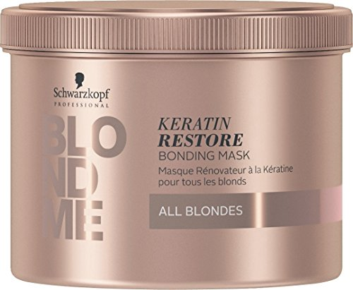 Schwarzkopf Professional BlondMe All Blondes Keratin Restore Bonding Mask 500ml