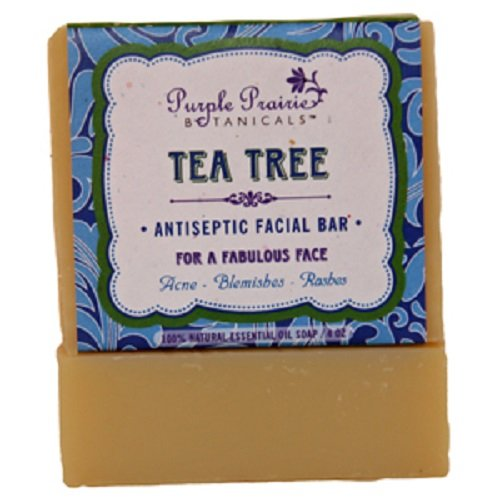 Tea Tree Facial Bar Soap 3 Pack