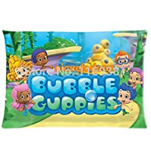 Popular Bubble Guppies Rectangle Pillow Cases 20x30 (one side)