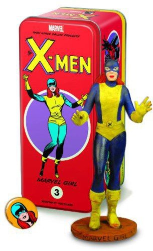 Classic Marvel Characters Statue X-Men  3 Marvel Girl 13 Cm Dark Horse