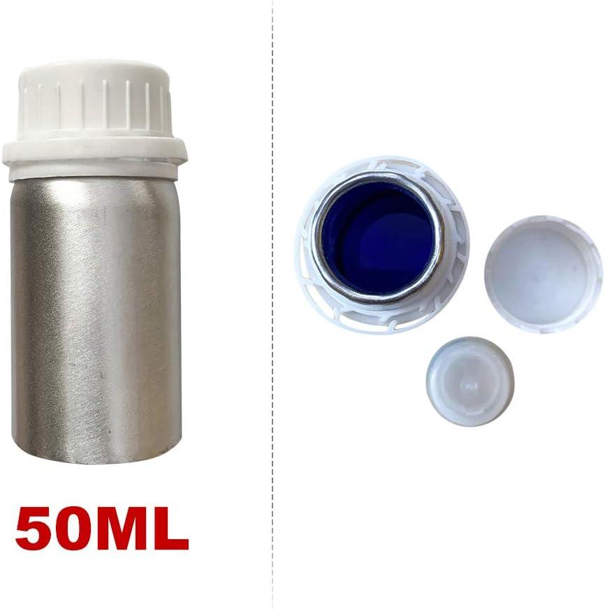 Kkmoon Auto Scheinwerfer Reparatur Set 50ml Reparaturflüssigkeit Universal Headlight Restoration Kit Polieren Anti Kratzer Auto