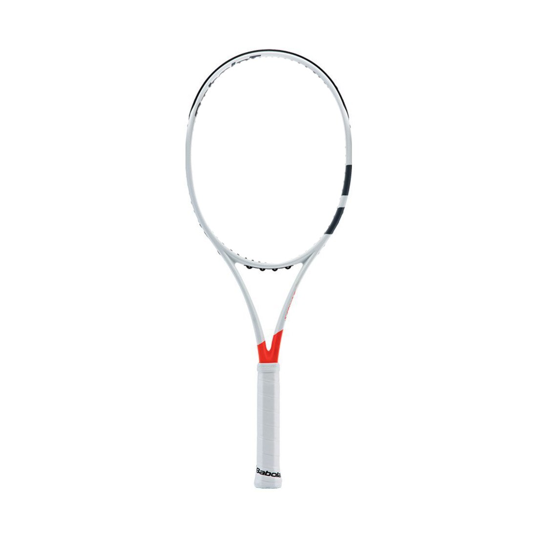 6ea2d0cd2 Amazon.com   Babolat 2017 Pure Strike 16x19 Orange White Tennis Racquet    Sports   Outdoors