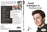 Facial Techniques For Treating Acne DVD - Learn How to Clear & Heal Acne Prone Skin - Esthetician Training Video For Acne Extractions and Deep Pore Cleansing - Great for Teenage Clients and Clients With Blemishes. Learn Facial Equipment Steps & Techniques