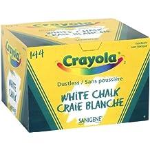 Crayola 144 White Sanigene Dustless Chalk