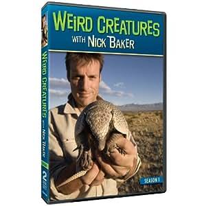 Weird Creatures With Nick Baker Series 1
