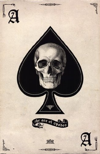 empty ace of spades - 3