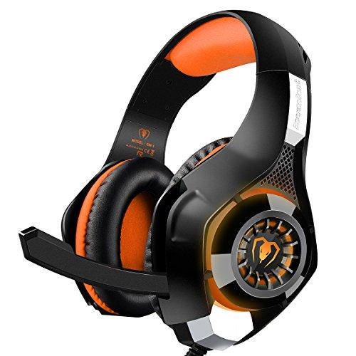 Gaming Headset Xbox one Orange product image