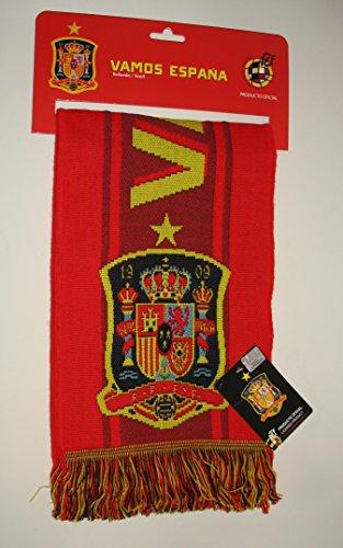 Bufanda Selección Española de fútbol.