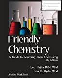 Friendly Chemistry Student Workbook, Joey Hajda, 1469990679